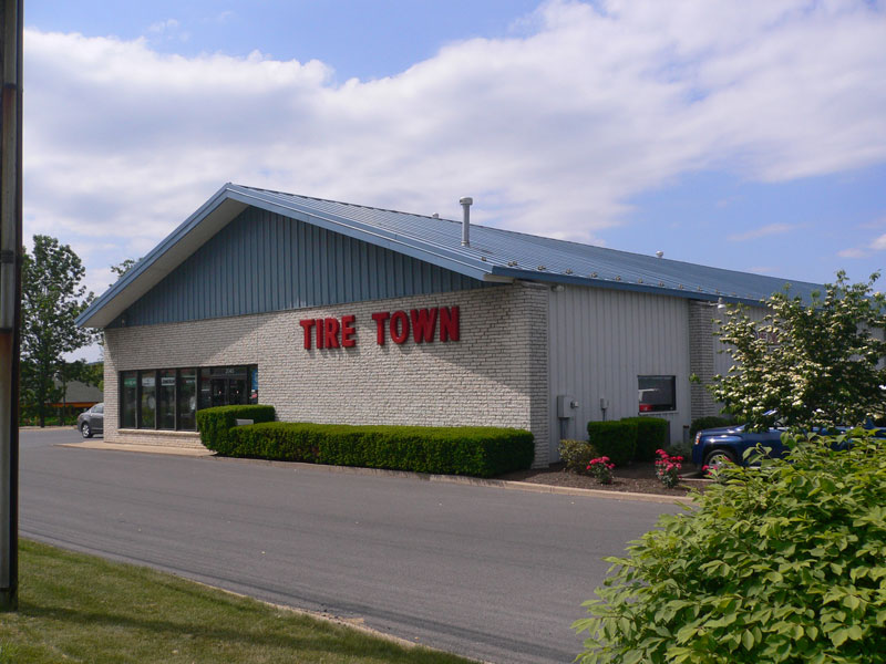 Tire Town in State College, PA since 1964